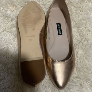 Nine West Tan taupe light brown size 5M